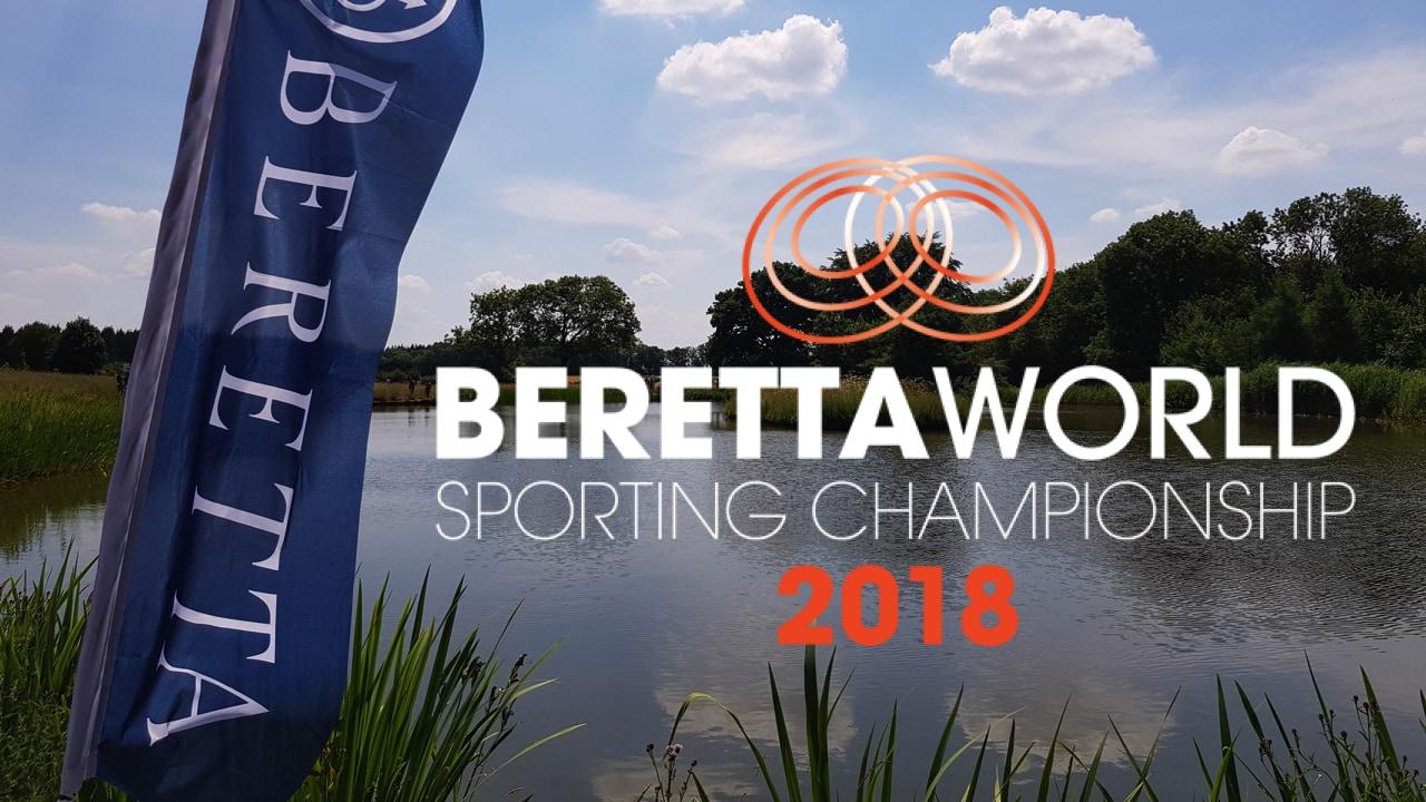 Beretta World Sporting Championship 2018 - Gunroom tv